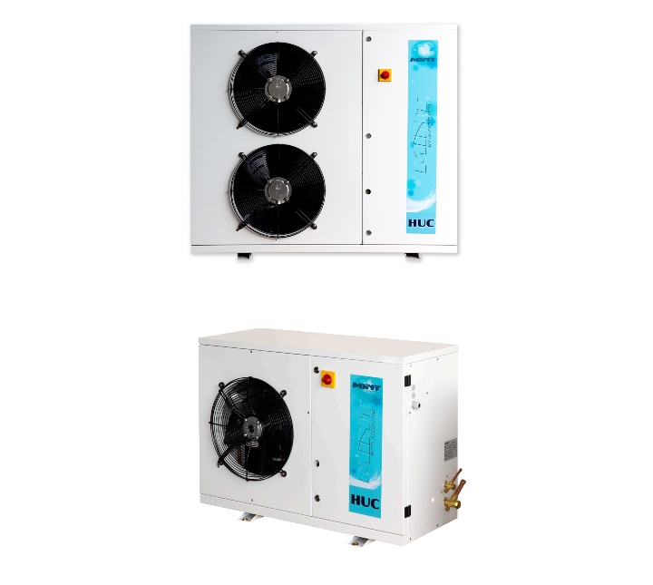 Enclosed Refrigeration Units