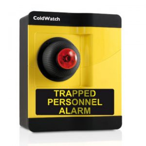 Entrapment Alarm in cold room or freezer